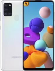 Samsung A217F Galaxy A21s 4/64Gb (White) EU - Міжнародна версія