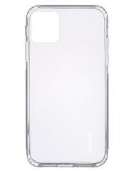 Чохол силіконовий Getman iPhone 12 Pro Max (прозорий)