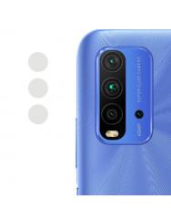 Захисне скло на камеру Xiaomi Redmi 9T (прозоре) 0.18mm