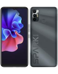 TECNO Spark 7 (KF6n) 4/64Gb NFC (Magnet Black) EU - Офіційний