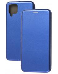 Книга Premium Samsung Galaxy A22 (синій)