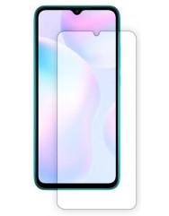 Скло Xiaomi Redmi 9/9a (прозорий) 0.33 mm