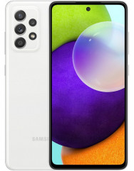 Samsung A525F Galaxy A52 4/128Gb (White) EU - Офіційний