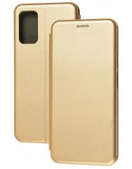 Книга Premium Samsung Galaxy A72 (золотий)