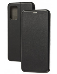 Книга Premium Samsung Galaxy A72 (чорний)