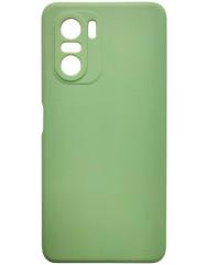 Чохол Candy Xiaomi K40/ K40 Pro/ K40 Pro+/ Poco F3 (фісташковий)