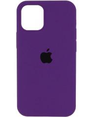 Чохол Silicone Case Iphone 12 /12 Pro (фіолетовий)