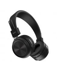 Накладні навушники Hoco W25 (Black)