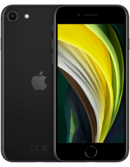 Apple iPhone SE 2020 64Gb Slim Box (Black) EU - Официальный