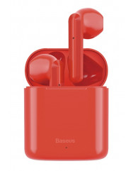 TWS навушники Baseus Encok W09 (Red)