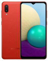Samsung A022G Galaxy A02 2/32GB (Red) EU - Официальный