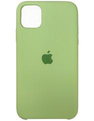 Чохол Silicone Case Iphone 12 Pro Max (фісташковий)