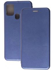 Книга Premium Samsung Galaxy A21s (темно-синій)