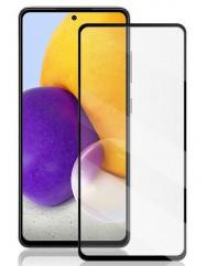 Скло броньоване Samsung Galaxy A72 (5D Black)