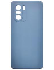Чохол Candy Xiaomi K40/ K40 Pro/ K40 Pro+/ Poco F3 (темно-синій)