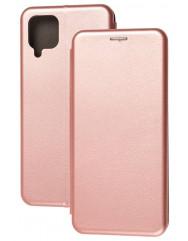 Книга Premium Samsung Galaxy A12 (бронзовий)