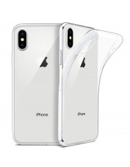 Чохол Molan Cano Silicone iPhone Xs Max (прозорий)
