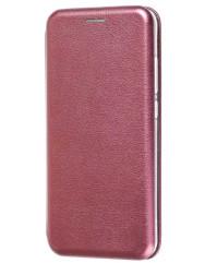 Книга Premium Huawei P Smart Plus(бордовый)