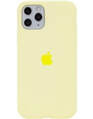 Чохол Silicone Case Iphone 11 Pro (жовтий)
