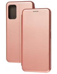 Книга Premium Samsung Galaxy A52 (бронзовий)