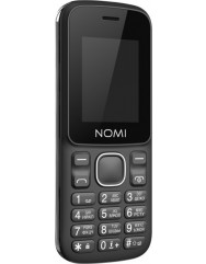 Nomi i188s (Black)