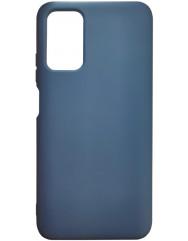 Чохол Silicone Case Poco M3/Redmi 9T (синій)