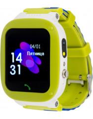 Дитячий розумний годинник AmiGo GO004 Splashproof Camera LED (Green)