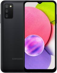 Samsung A037F Galaxy A03s 4/64Gb (Black) EU - Міжнародна версія