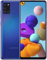 Samsung A217F Galaxy A21s 4/64Gb (Blue) EU - Офіційний