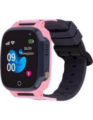 Дитячий розумний годинник AmiGo GO008 Milky GPS Wi-Fi (Pink)