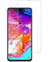 Стекло Samsung Galaxy A70 (прозрачный)