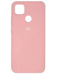 Чохол Silicone Case Xiaomi Redmi 9C (розовий)