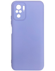 Чoхол Silicone Case Xiaomi Redmi Note 10/ Note 10S (лавандовий)