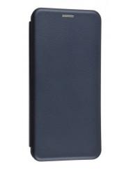 Книга Premium Samsung Galaxy A12 (темно-синій)