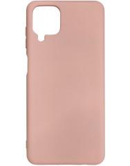 Чохол Silicone Case Samsung A22 (бежевий)