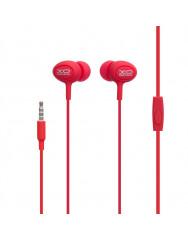 Вакуумні навушники-гарнітура XO S6 (Red)
