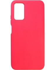 Чохол Silicone Case Poco M3/Redmi 9T (яскраво-рожевий)