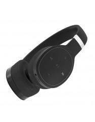 Накладні навушники Bluetooth Headphones VJ087 (Black)