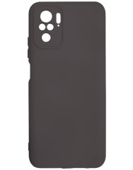 Чoхол Silicone Case Xiaomi Redmi Note 10/ Note 10S (чорний)