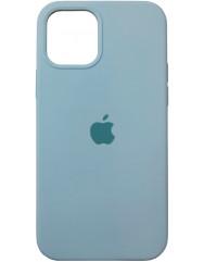 Чохол Silicone Case Iphone 12 /12 Pro (м'ятний)