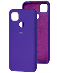 Чохол Silicone Case Xiaomi Redmi 9C (фіолетовий)