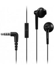 Вакуумні навушники Panasonic RP-TCM55GC-K (Black)