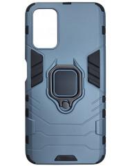 Чохол Armor + підставка Xiaomi Redmi Note 9 4G/ Redmi 9T (сірий)