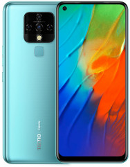 TECNO Camon 16 SE (CE7) 6/128Gb (Purist Blue) EU - Официальный