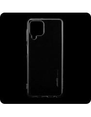Чохол Soft Touch Samsung A22 (прозорий)