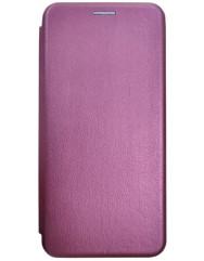 Книга Premium Samsung Galaxy A02 (бордовий)