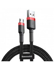 Кабель Baseus Cafule USB for Micro 2.4A 1m CAMKLF-B91