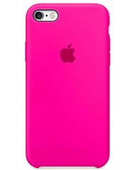 Чохол Silicone Case Iphone 5/5s/SE (яскраво-рожевий)