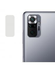 Захисне скло на камеру Xiaomi Redmi Note 10 Pro (прозоре) 0.18mm