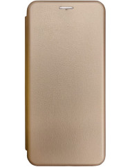 Книга Premium Samsung Galaxy A22 (золотий)